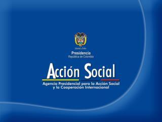 Red para la Superación de la Pobreza Extrema - JUNTOS Germán Quiroga