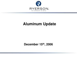 December 15 th , 2006