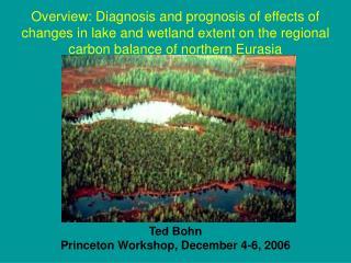 Ted Bohn Princeton Workshop, December 4-6, 2006