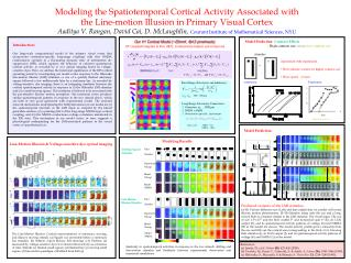 Modeling the Spatiotemporal Cortical Activity Associated with
