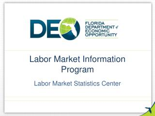 Labor Market Information Program