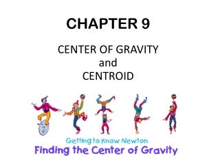 Center of Mass Chapter 9