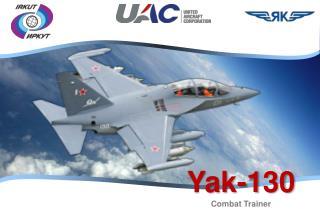Yak -130 Combat Trainer