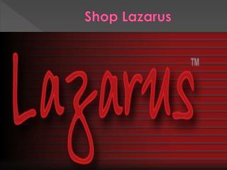 Shop Lazarus