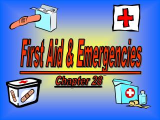 First Aid  Emergencies