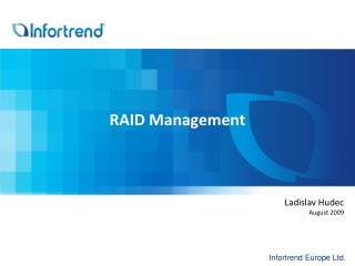 RAID Management