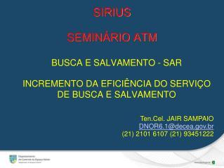 SIRIUS SEMIN�RIO ATM