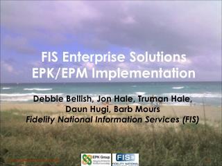 FIS Enterprise Solutions EPK