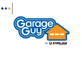 WHAT'S SO GREAT  ABOUT GARAGE GUY?