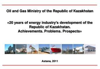 Astana , 2011