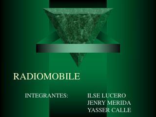 RADIOMOBILE