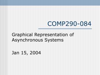 COMP290-084