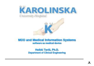 Medical Information Data Systems