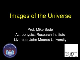 Images of the Universe