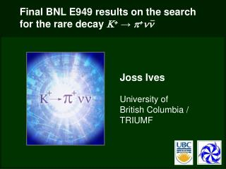 Final BNL E949 results on the search for the rare decay  ? + ? ? + ??