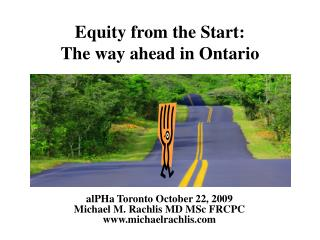 Equity from the Start:  The way ahead in Ontario