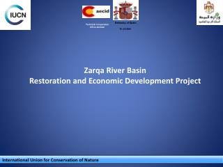 Zarqa River Basin  Restoration and Economic Development Project