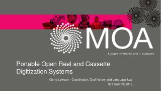 Portable Open Reel and Cassette Digitization Systems
