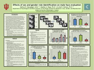Effects of sex and gender role identification on male face evaluation