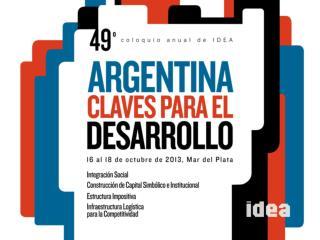 EL FUTURO DE LA ECONOMÍA ARGENTINA