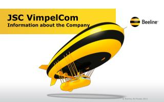 JSC VimpelCom Information about the Company