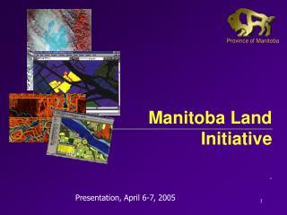 Presentation, April 6-7, 2005