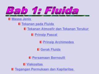 Bab 1: Fluida