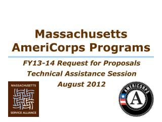 Massachusetts AmeriCorps Programs