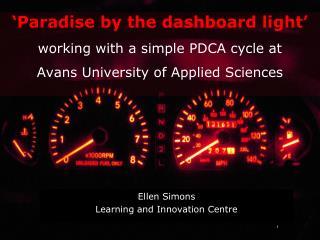 Ellen Simons Learning and Innovation Centre