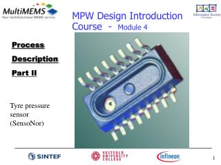 MPW Design Introduction Course  -   Module 4