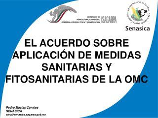 Pedro Macias Canales SENASICA stec@senasica.sagarpa.gob.mx