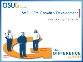 SAP HCM Canadian Development
