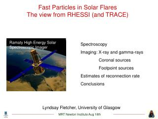 Lyndsay Fletcher, University of Glasgow
