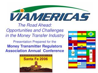 Presentation Prepared for the Money Transmitter Regulators Association Annual  Conference