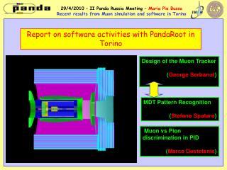 29/4 /2010 – II Panda Russia Meeting –  Maria Pia Bussa