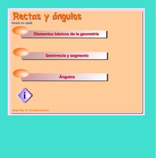 Ma teria: Matemáticas Tema: Ángulos Título: Definición y Medición de Ángulos Edad: 10 y 12 años