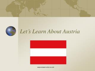 Let's Learn About Austria