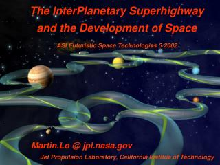 Jet Propulsion Laboratory, California Institue of Technology