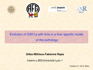 Gilles Mithieux-Fabienne Rajas  Inserm u.855/Université Lyon 1