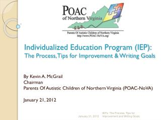 Individualized Education Program (IEP): The Process, Tips for Improvement & Writing Goals