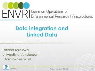 Data integration and Linked Data