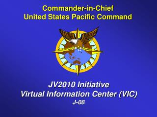 Commander-in-Chief United States Pacific Command
