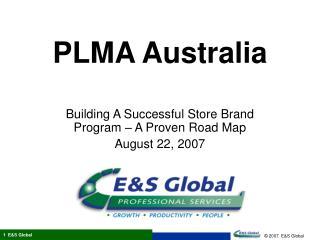PLMA Australia