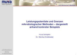 muva kempten Dr. Monika Kn�dlseder