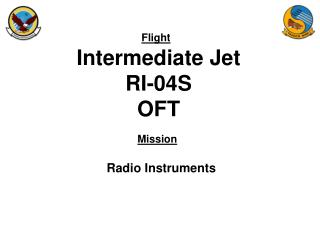 Intermediate Jet RI-04S OFT