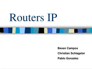 Routers IP