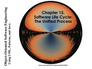 Chapter 15,  Software Life Cycle:  The Unified Process