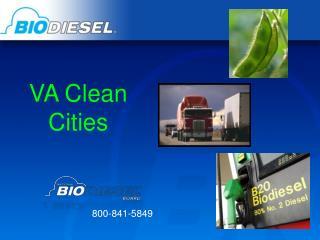 VA Clean Cities