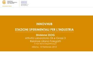 Milano, 10 Febbraio 2012