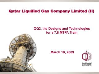 Qatar Liquified Gas Company Limited (II)